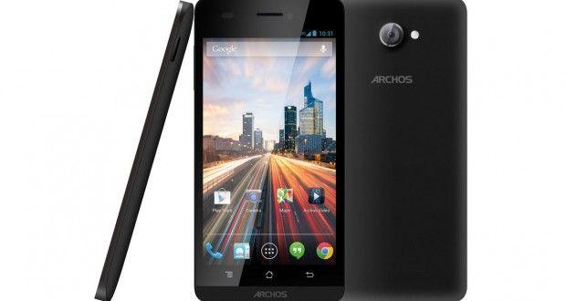ARCHOS 50 Helium 4G et 45 Helium 4G, deux smartphones Android à petits prix - Le Journal du Numérique