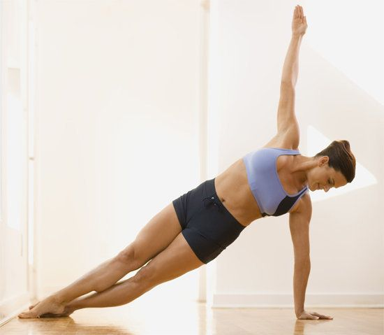 Exercises For Side Abs  Incorporate the proper supplements in your exercise routine with Arbonne's Essentials~ vegan protein so you don't have to worry about the bloat & flatulence that comes with soy & whey:) www.KathyGover.myarbonne.com