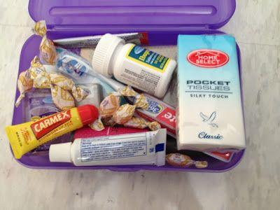 - Teacher Survival Kits- needs more chocolate, but I like the concept! sjh
