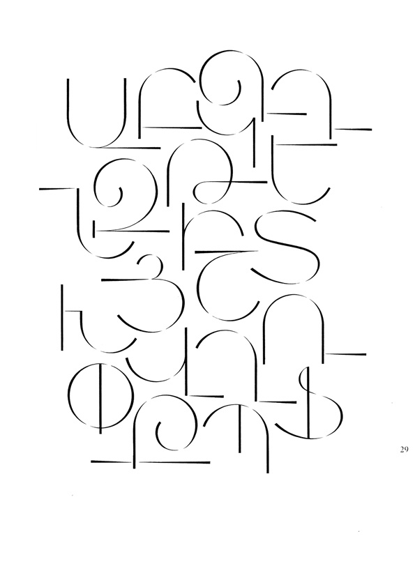 Fred Africkian The Art Of Armenian Letter Forms Type