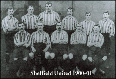 Sheffield united 1900-01