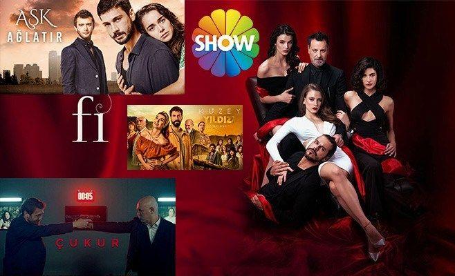Bu Yil Show Tv De Hangi Diziler Var Tv Dizileri Romanlar Tv