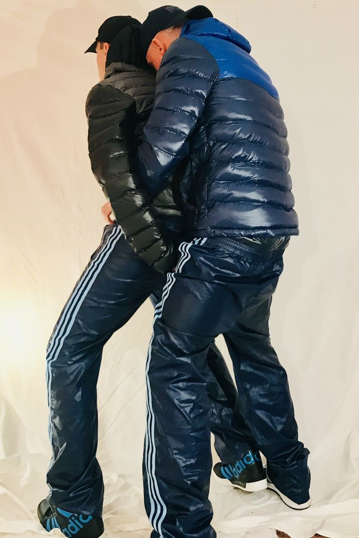 Shiny fun in Adidas gear