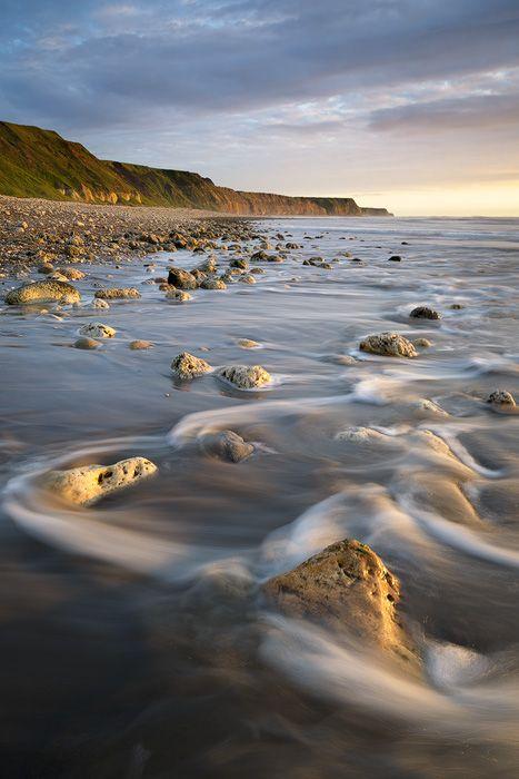 Horden Beach, County Durham, England