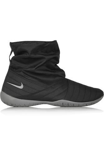 Studio Mid Pack yoga shoe and outdoor boot #shoes #offduty #covetme #nike