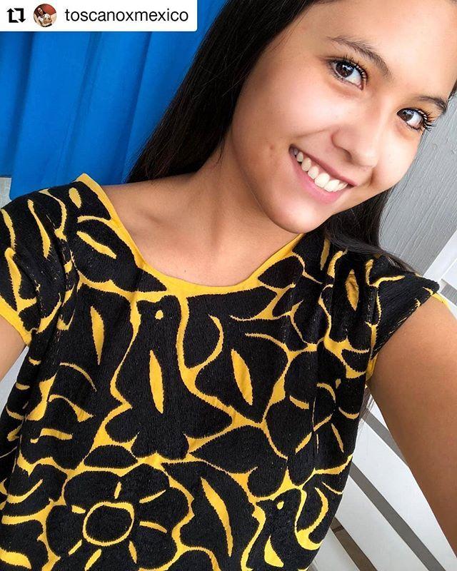 Repost  toscanoxmexico Me súper encanto esta blusa de  chileajo es  originaria de Jalapa de Díaz a continuación les comparto un p…  a7d914e4557a6