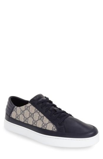 f5dbe619af789f GUCCI 'COMMON' LOW-TOP SNEAKER. #gucci #shoes | Gucci | Sneakers ...