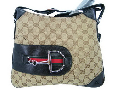 Gucci Jungle Black Red Khaki Yl Shoulder Bags-love it !!