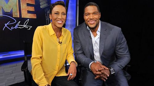 "Michael Strahan To Join 'Good Morning America'- http://getmybuzzup.com/wp-content/uploads/2014/04/273109-thumb.png- http://getmybuzzup.com/michael-strahan-join-good-morning-america/- By Celeb Editor Former NY Giants player Michael Strahan is on the verge of tackling a new job — co-host of ABC's ""Good Morning America. ABC confirms that Strahan will be a new addition to GMA. Although it's unclear exactly when he'll start, he'll appear on the sho."