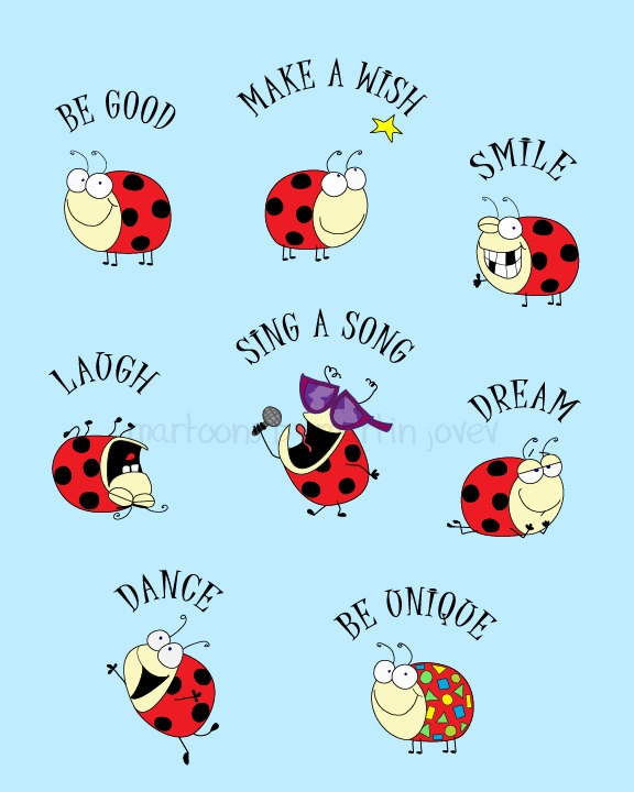 The Lady Bug ToDo List by martinjovev