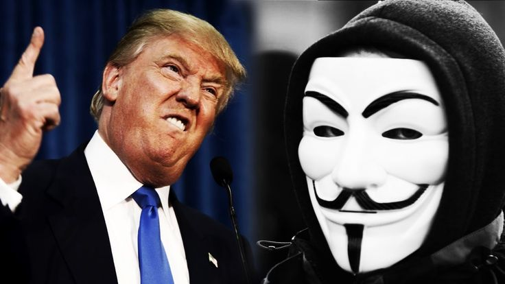 Anonymous - The TRUTH about Donald Trump
