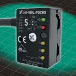 """Pepperl+Fuchs' G10 safety module is the world's smallest AS-Interface safety module with IP67 protection. Applying a strict """"less is better"""" design philosophy, G10 safety modules are a Safety at Work solution that reduces the complexity and cost of any safety installation. Additionally, the design supports high modularity enabling OEMs to transform any conventional safety device"""