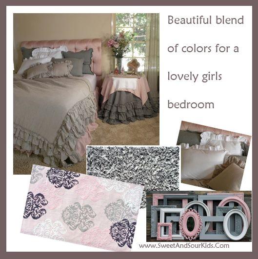 Elegant Girls Bedroom Ideas: 25+ Best Ideas About Elegant Girls Bedroom On Pinterest