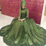 "5,541 Likes, 46 Comments - Gaun • Kebaya • Bridesmaid (@inspirasigaunmuslimm) on Instagram: ""Inspired by @fairuzsakinah 😍"""
