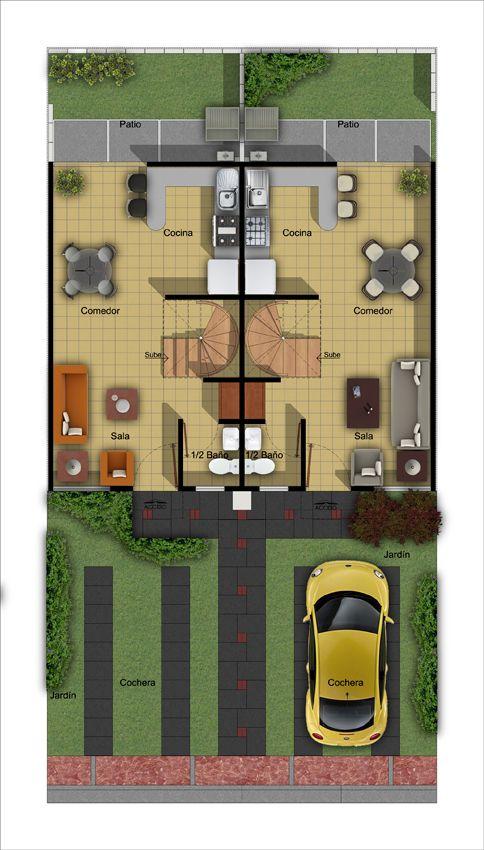 Casas en Venta en Coacalco Residenza | Casas Javer