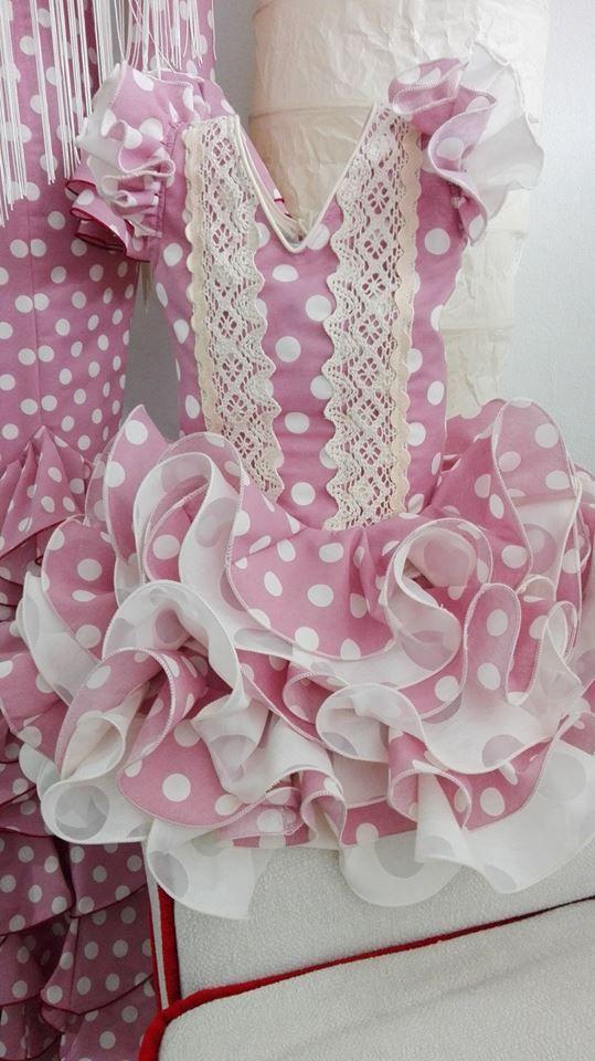 (15) vestidos de flamenca y ole¡¡¡¡