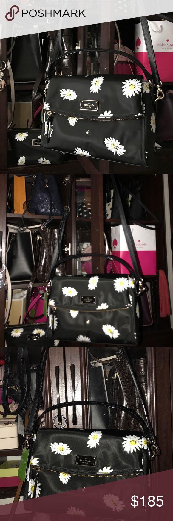 Kate Spade Miri Daisy Purse $215 Kate Spade Miri Daisy Purse kate spade Bags Shoulder Bags