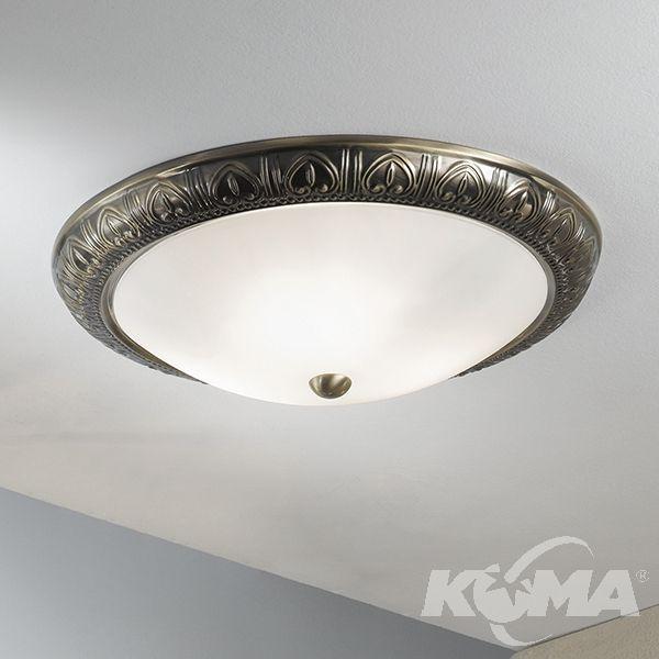 Plafon 3xe14 40W bronze, indeks: 38759 :: Koma Oświetlenie KOMA