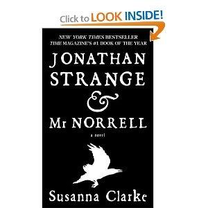 Austen meets Dickens braised in Rowling-esque wizardry.  Delightful.    Jonathan Strange & Mr Norrell: A Novel  http://www.amazon.com/Jonathan-Strange-Mr-Norrell-Novel/dp/0765356155/ref=sr_1_1?s=books=UTF8=1337182395=1-1#: Books Club, Books Worth, Fantastic Books, Favorite Books, Great Books, Books A Tad, Books 2012