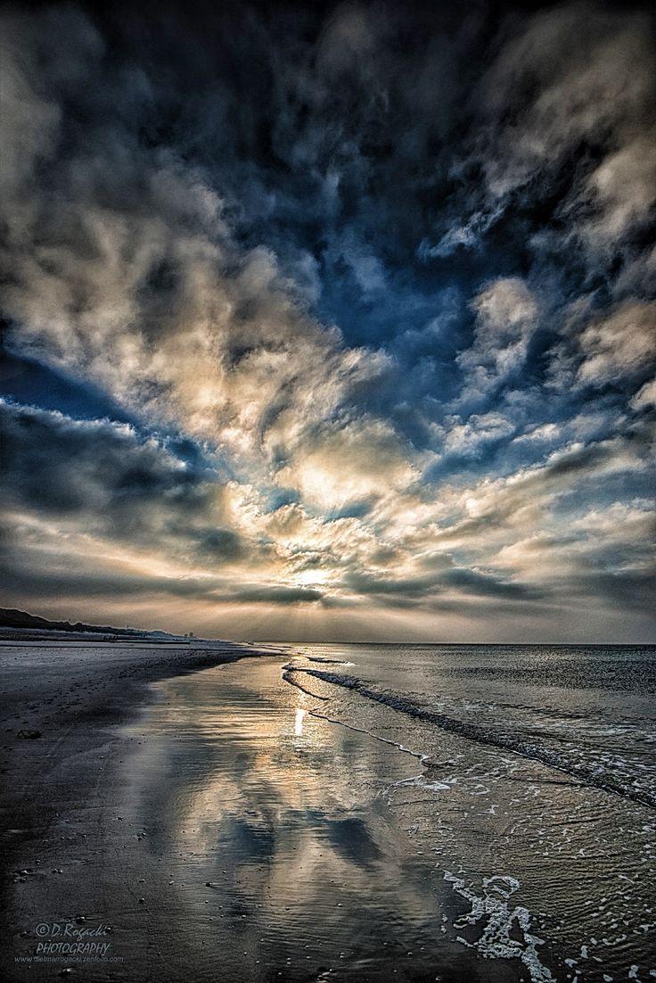 on the beach ... sylt/wenningstedt/november 2014