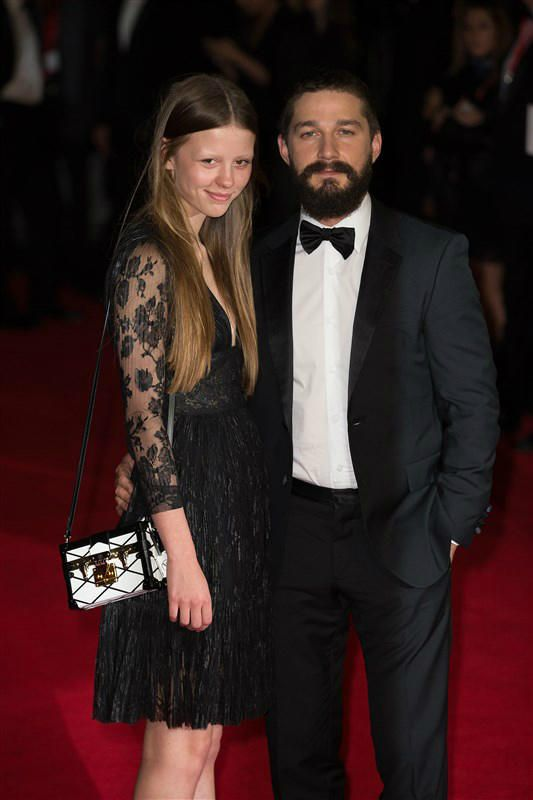 """Shia LaBeouf and Mia Goth were never ones for traditional. An Elvis Presley impersonator officiated as the couple got married in Las Vegas on Oct. 10, 2016 -- or did they? There are no court records in Nevada showing that the two ever obtained a marriage license, so it could go down as more of a """"commitment ceremony"""" -- or performance art. Still, one thing that can't be disputed is that a ceremony took place. A video of the nuptials shows the occasion started with the Elvis impersonator…"""