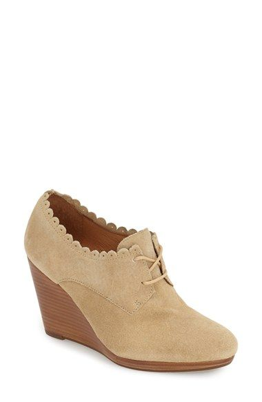 Jack Rogers 'Olivia' Wedge Bootie(Women) available at #Nordstrom