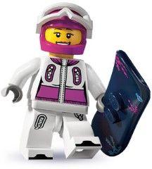 8803-5: Snowboarder