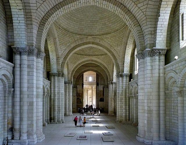 Abbaye de Fontevraud (Maine-et-Loire)