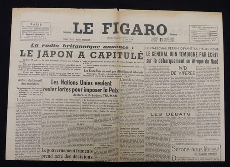 Pourquoi le Japon a-t-il capitulé en 1945 ?