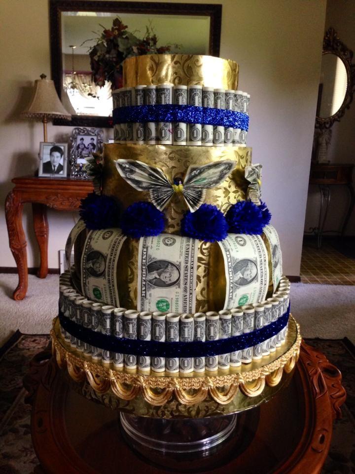 25 Best Ideas About Money Cake On Pinterest Birthday