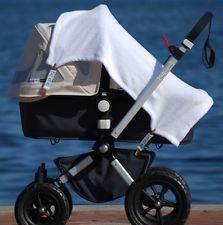 ShadyBaby Pram Blanket Clips.Secures all pram shade, pram covers, & baby blanket