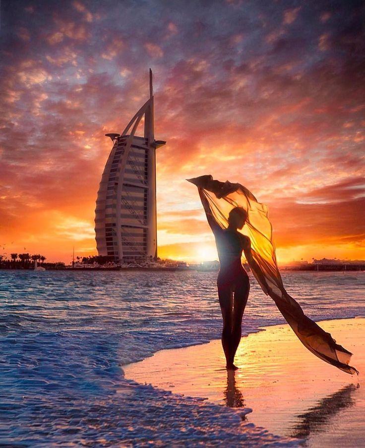 Burj Al Arab Dubai #dubai #amazingplaces #wonderfulplaces #travel #instatravel #travelling #world