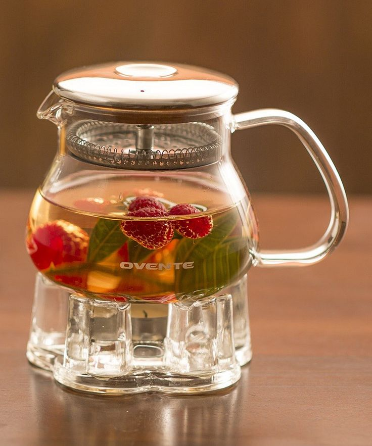 Look at this Glass Tea Pot Set on #zulily today!