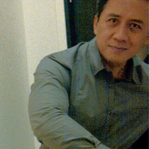 Triawan Munaf, the boss cum good guy cum best friend.