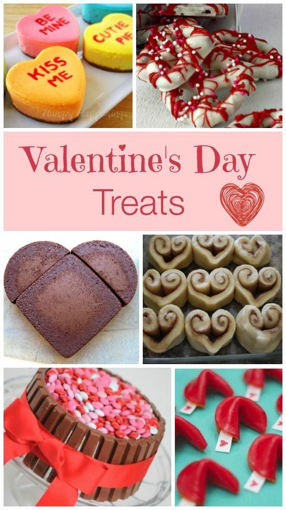 Fun Valentines Day Treats!