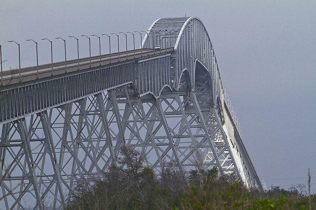 Rainbow Bridge - Port Arthur, Texas   janis teufel ...