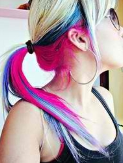 Dyed Style