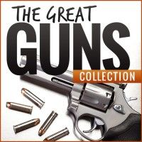 The Great Guns Collection The next best thing to shooting great guns is reading about them. Take a look at some of the world's greatest guns with The Great Guns Collection, in which you'll receive three books chock full of firearms eye candy, as well as a desk calendar with a full-color gun image for every day. Includes: Massad Ayoob's Greatest Handguns of the World, Rick Hacker's 50 Famous Firearms and the Gun Digest Great Guns 2015 Daily Calendar.