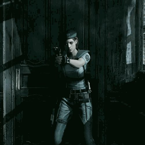 ashley graham resident evil gifs - Google Search