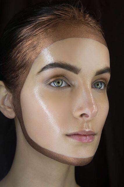 robot makeup - Google Search                                                                                                                                                                                 More