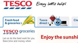 Article: Tesco web security 'flaw' probed by UK data watchdog. #legalissues #dataprotection