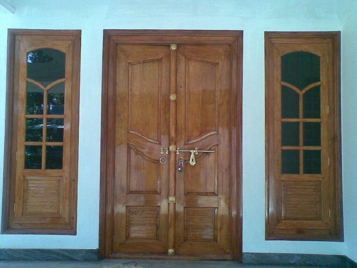 New Model Front Door Design