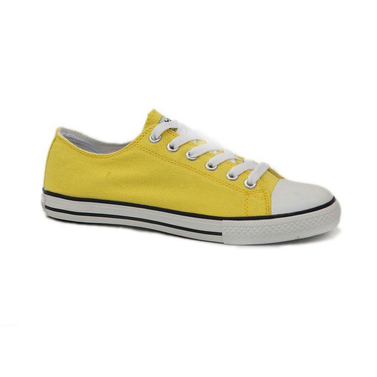 Πάνινα sneakers I-Conv.Η ενισχυμένη σόλα και ο μαλακός πάτος το καθιστούν σταθερό και άνετο σε κάθε βήμα.Ιδανικό για άνετες και μοντέρνες εμφανίσεις.