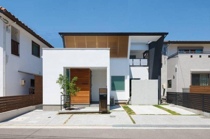 Light well: 株式会社トランスデザインが手掛けたtranslation missing: jp.style.家.modern家です。