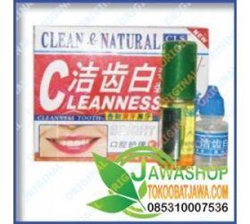 Obat Pemutih Gigi.Clean & Natural, Pemutih Gigi Alami @Mat LeVail