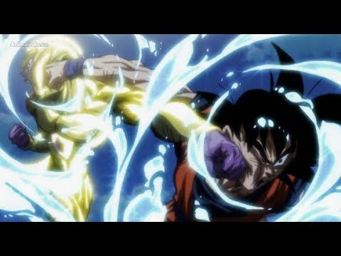 "1 Minute "" Goku Vs Frieza Gold """