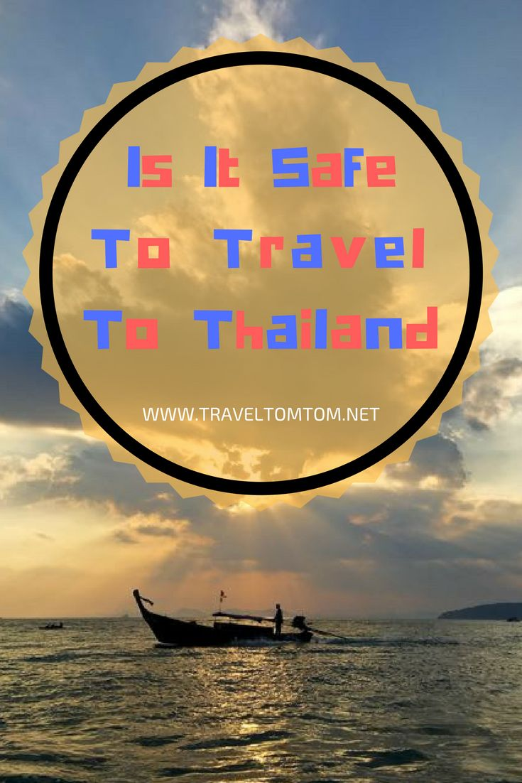 In doubt if it is safe to travel to Thailand? Read this and I hope you get an idea what is really going on in Thailand. Dont get too scared...