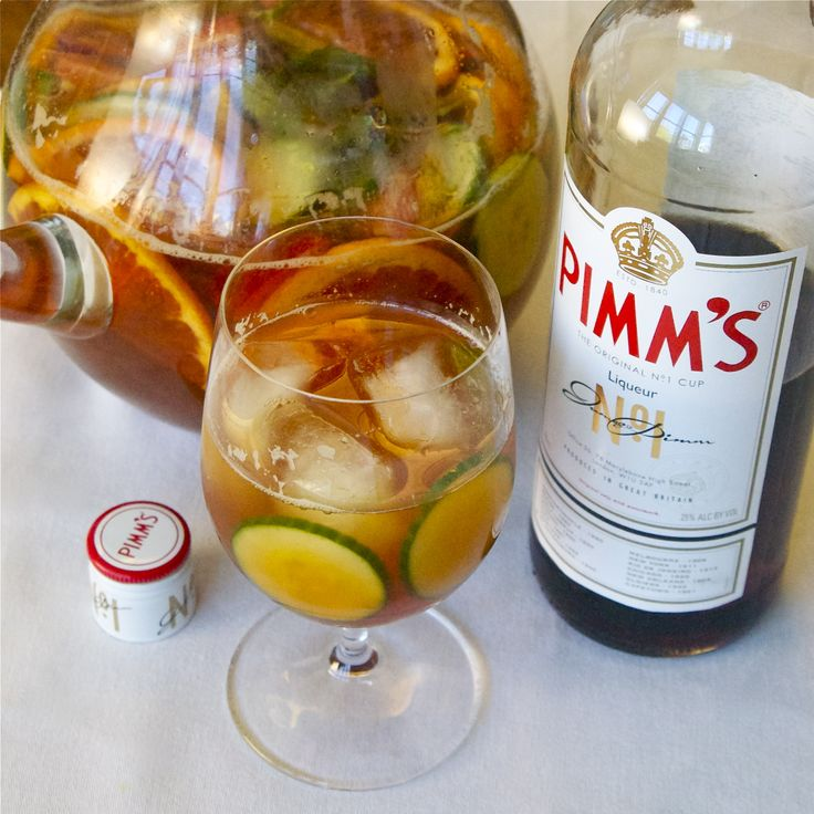 possibly the perfect summer drink - pimm's lemonade. it's pimm's o'clock!