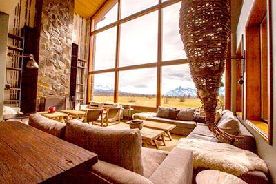 La apuesta del Hotel Río Serrano en Torres del Paine