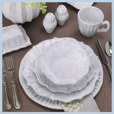 Vietri Incanto Dinnerware   Bridal Registry now available!   405-360-3969 for appt!